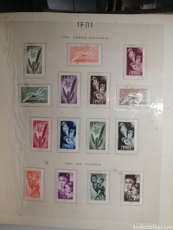 Sellos: Album de Sellos II Centenario Colonias Españolas IFNI, RIO MUNI, GUINEA, FERNANDO POO, SAHARA - Foto 5 - 229959110