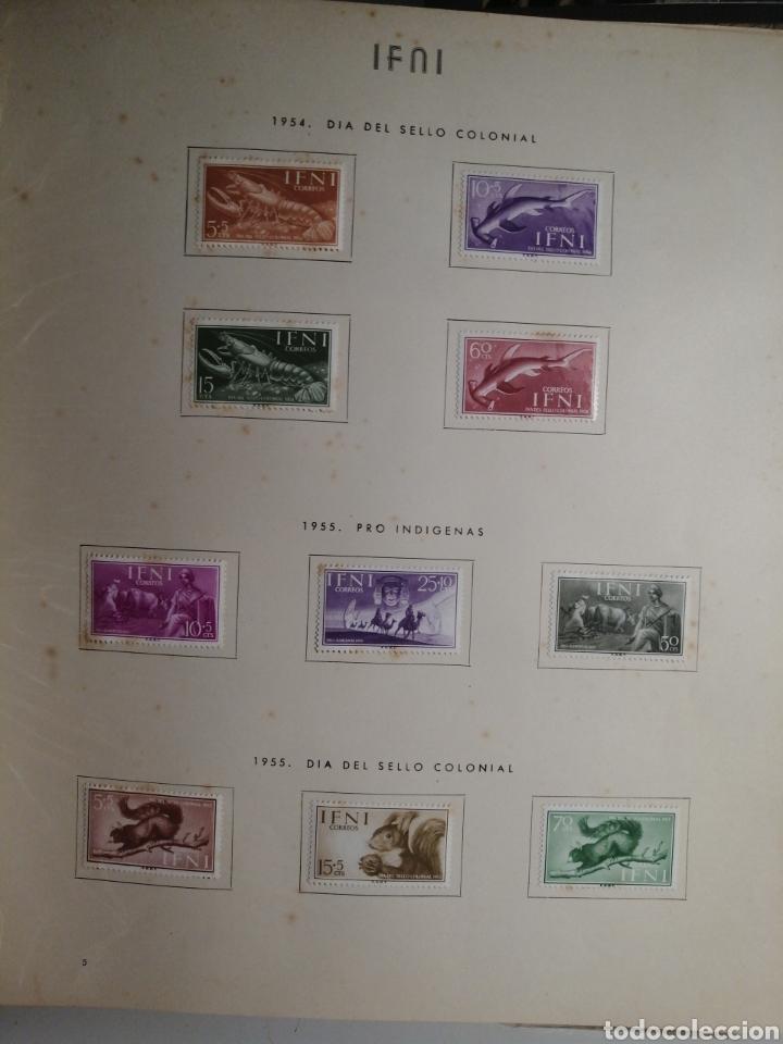 Sellos: Album de Sellos II Centenario Colonias Españolas IFNI, RIO MUNI, GUINEA, FERNANDO POO, SAHARA - Foto 6 - 229959110