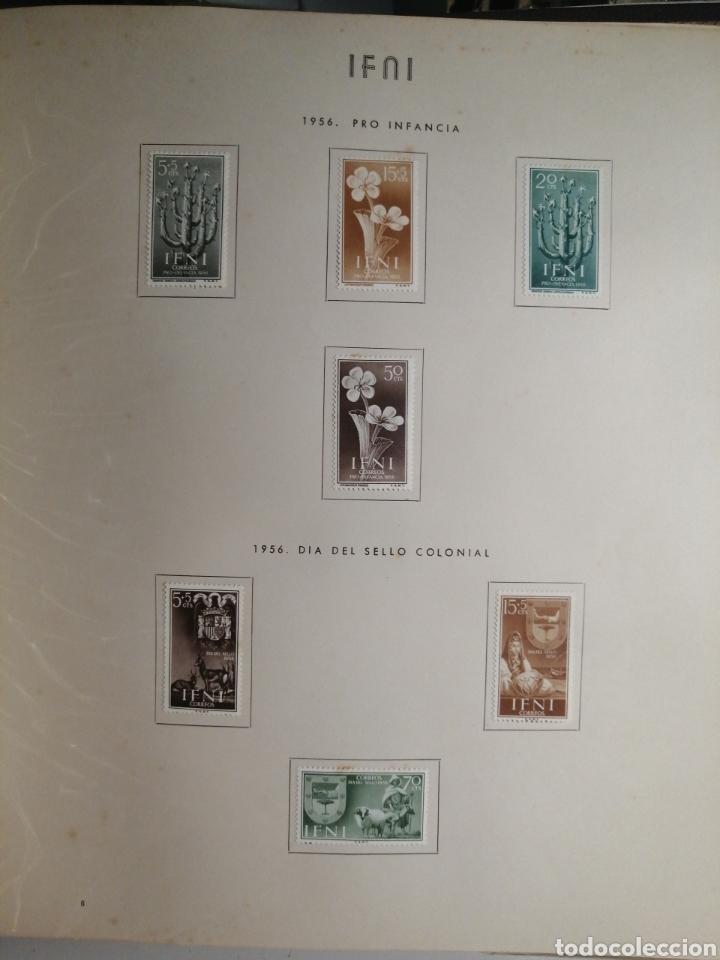 Sellos: Album de Sellos II Centenario Colonias Españolas IFNI, RIO MUNI, GUINEA, FERNANDO POO, SAHARA - Foto 7 - 229959110