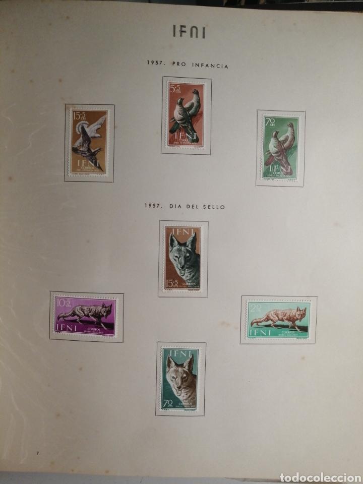 Sellos: Album de Sellos II Centenario Colonias Españolas IFNI, RIO MUNI, GUINEA, FERNANDO POO, SAHARA - Foto 8 - 229959110