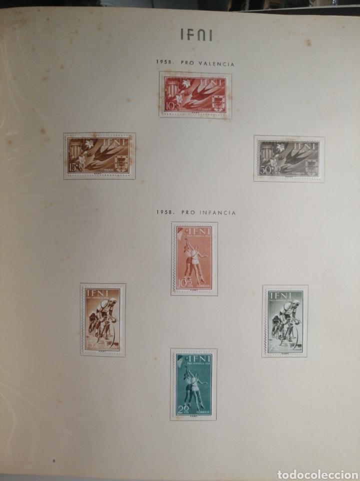 Sellos: Album de Sellos II Centenario Colonias Españolas IFNI, RIO MUNI, GUINEA, FERNANDO POO, SAHARA - Foto 9 - 229959110