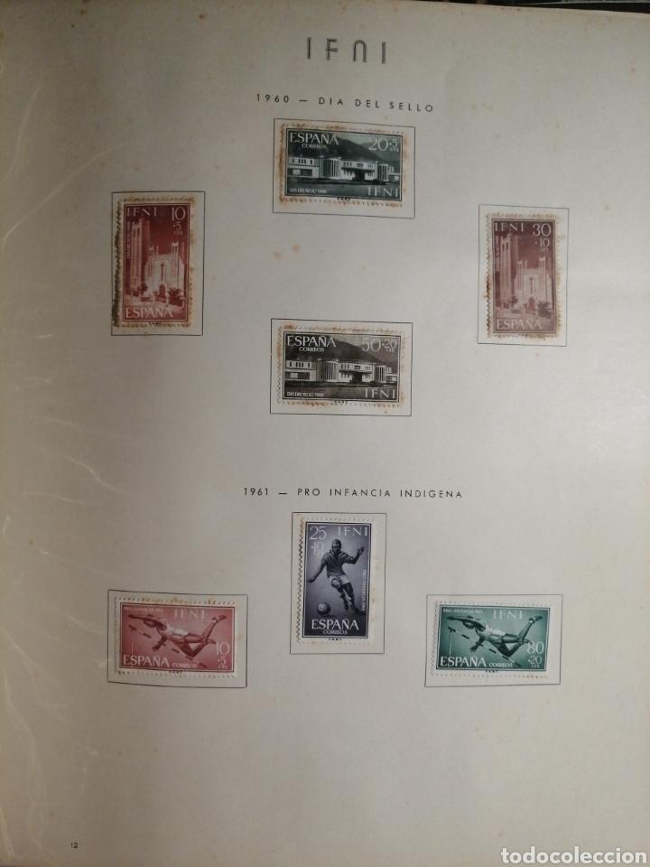 Sellos: Album de Sellos II Centenario Colonias Españolas IFNI, RIO MUNI, GUINEA, FERNANDO POO, SAHARA - Foto 13 - 229959110