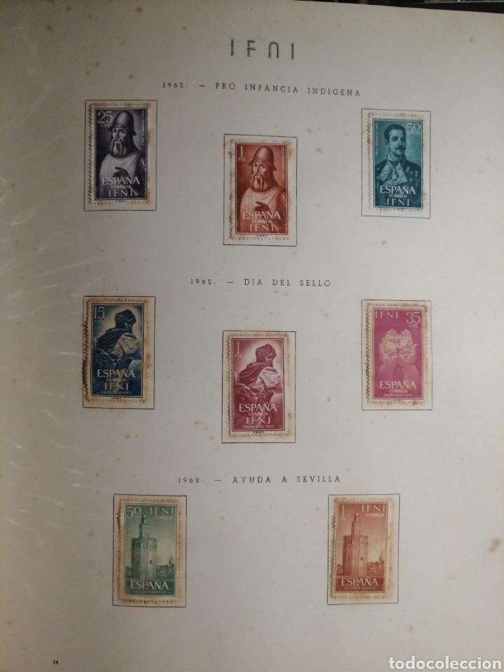 Sellos: Album de Sellos II Centenario Colonias Españolas IFNI, RIO MUNI, GUINEA, FERNANDO POO, SAHARA - Foto 15 - 229959110
