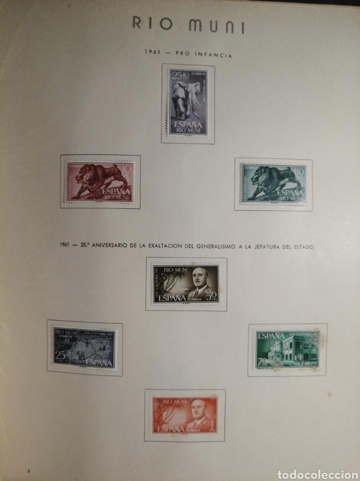 Sellos: Album de Sellos II Centenario Colonias Españolas IFNI, RIO MUNI, GUINEA, FERNANDO POO, SAHARA - Foto 18 - 229959110