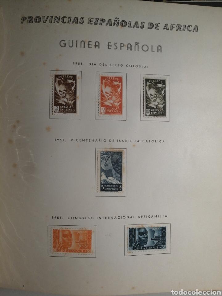 Sellos: Album de Sellos II Centenario Colonias Españolas IFNI, RIO MUNI, GUINEA, FERNANDO POO, SAHARA - Foto 20 - 229959110