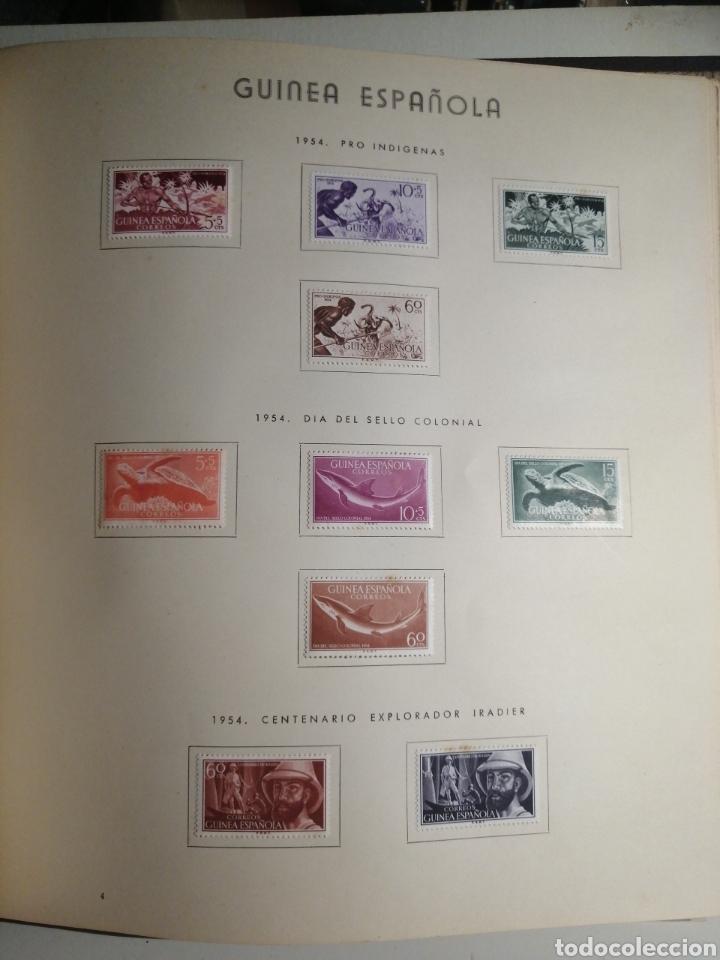 Sellos: Album de Sellos II Centenario Colonias Españolas IFNI, RIO MUNI, GUINEA, FERNANDO POO, SAHARA - Foto 23 - 229959110