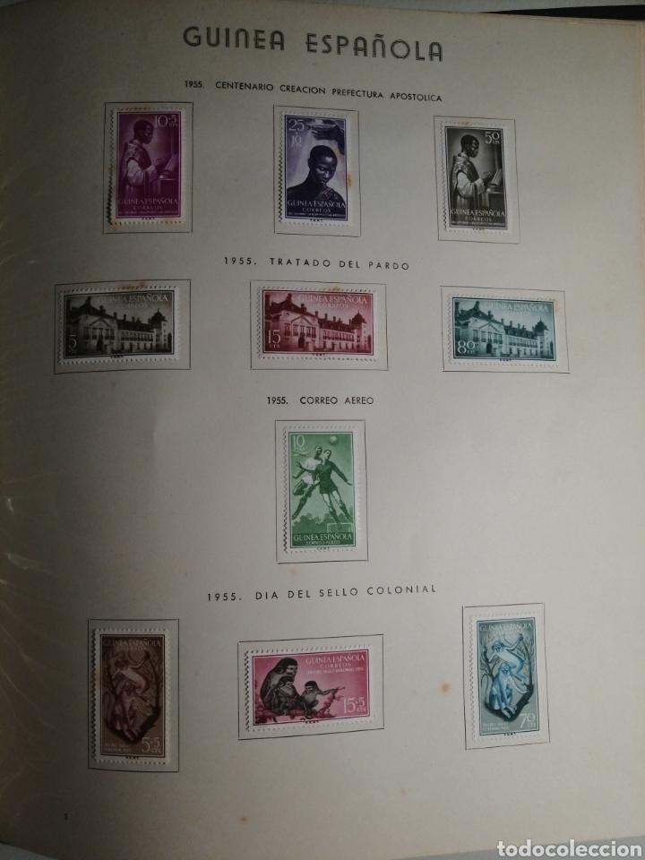 Sellos: Album de Sellos II Centenario Colonias Españolas IFNI, RIO MUNI, GUINEA, FERNANDO POO, SAHARA - Foto 24 - 229959110