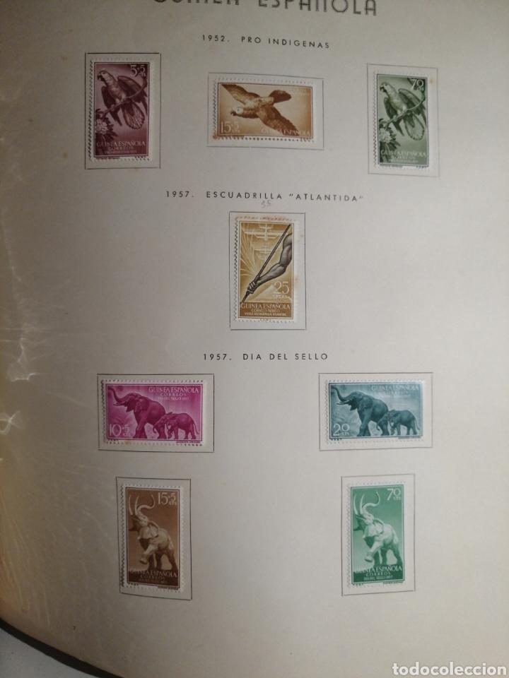 Sellos: Album de Sellos II Centenario Colonias Españolas IFNI, RIO MUNI, GUINEA, FERNANDO POO, SAHARA - Foto 26 - 229959110