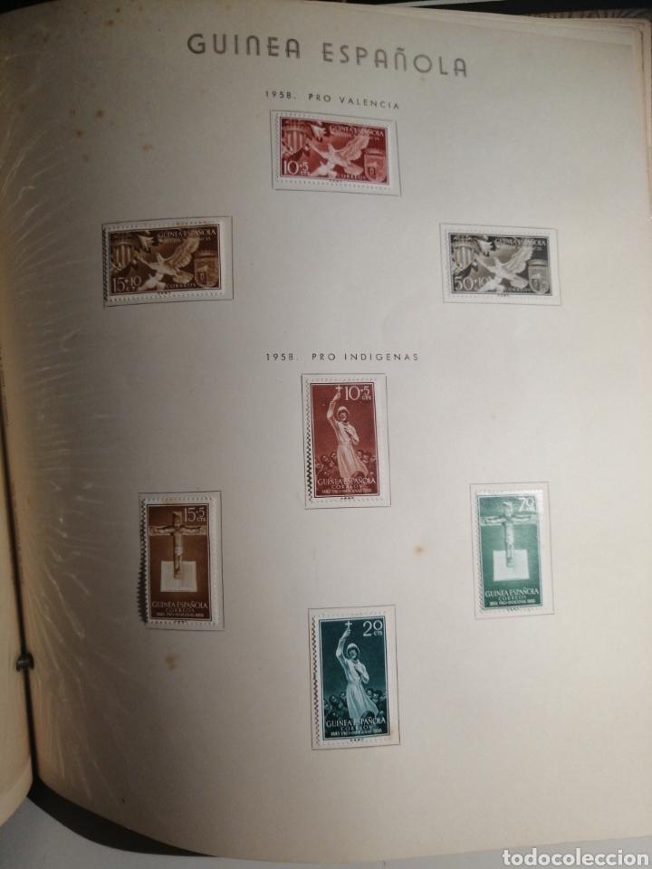 Sellos: Album de Sellos II Centenario Colonias Españolas IFNI, RIO MUNI, GUINEA, FERNANDO POO, SAHARA - Foto 28 - 229959110