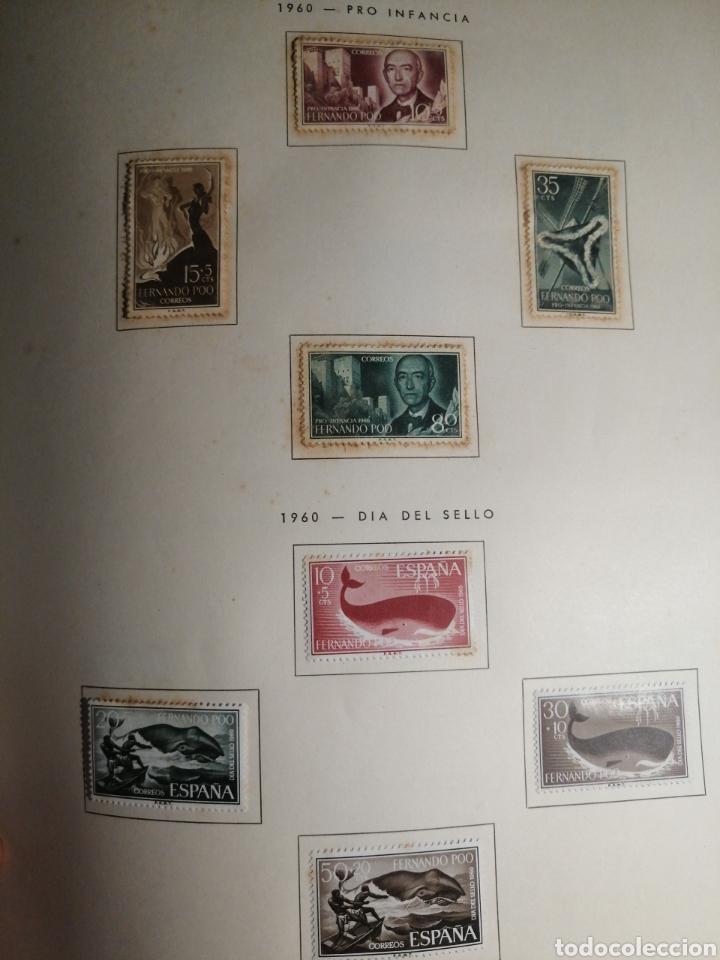 Sellos: Album de Sellos II Centenario Colonias Españolas IFNI, RIO MUNI, GUINEA, FERNANDO POO, SAHARA - Foto 31 - 229959110