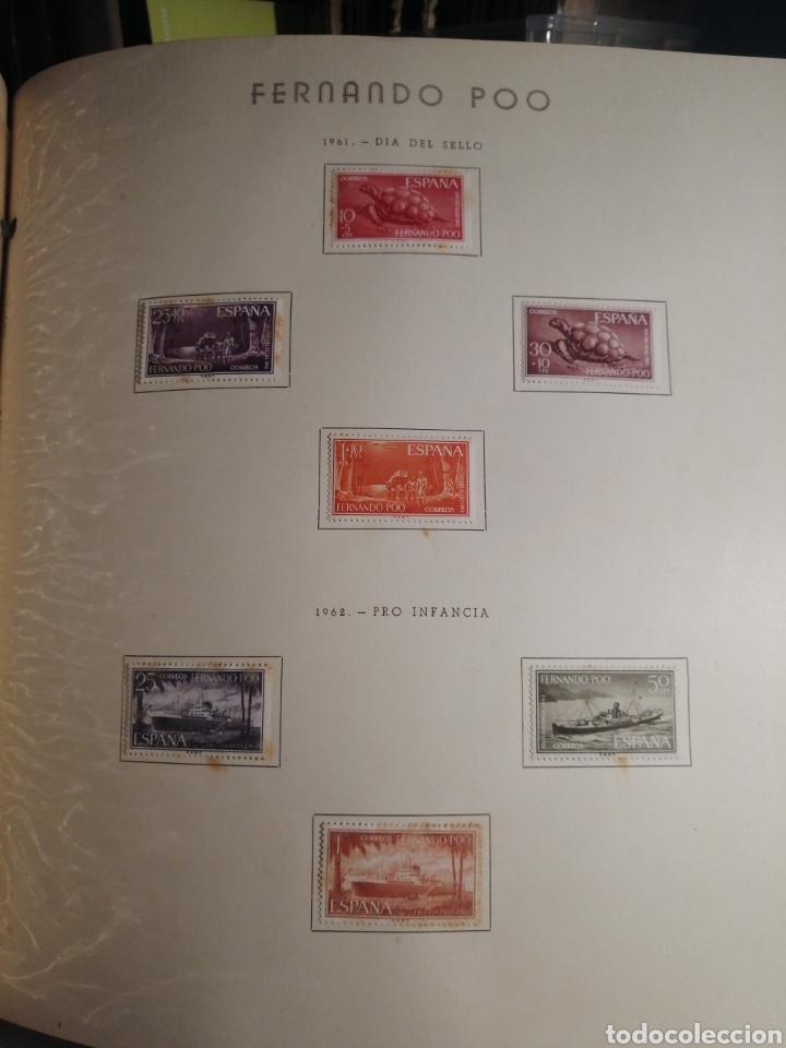 Sellos: Album de Sellos II Centenario Colonias Españolas IFNI, RIO MUNI, GUINEA, FERNANDO POO, SAHARA - Foto 33 - 229959110