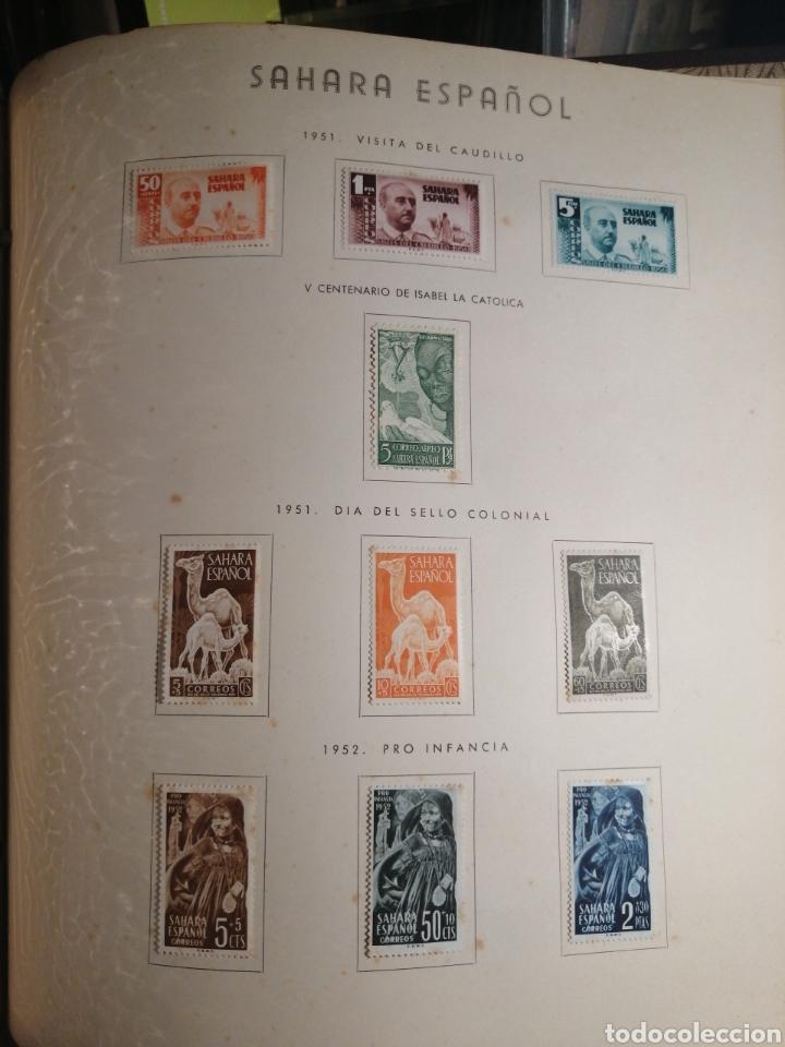 Sellos: Album de Sellos II Centenario Colonias Españolas IFNI, RIO MUNI, GUINEA, FERNANDO POO, SAHARA - Foto 34 - 229959110