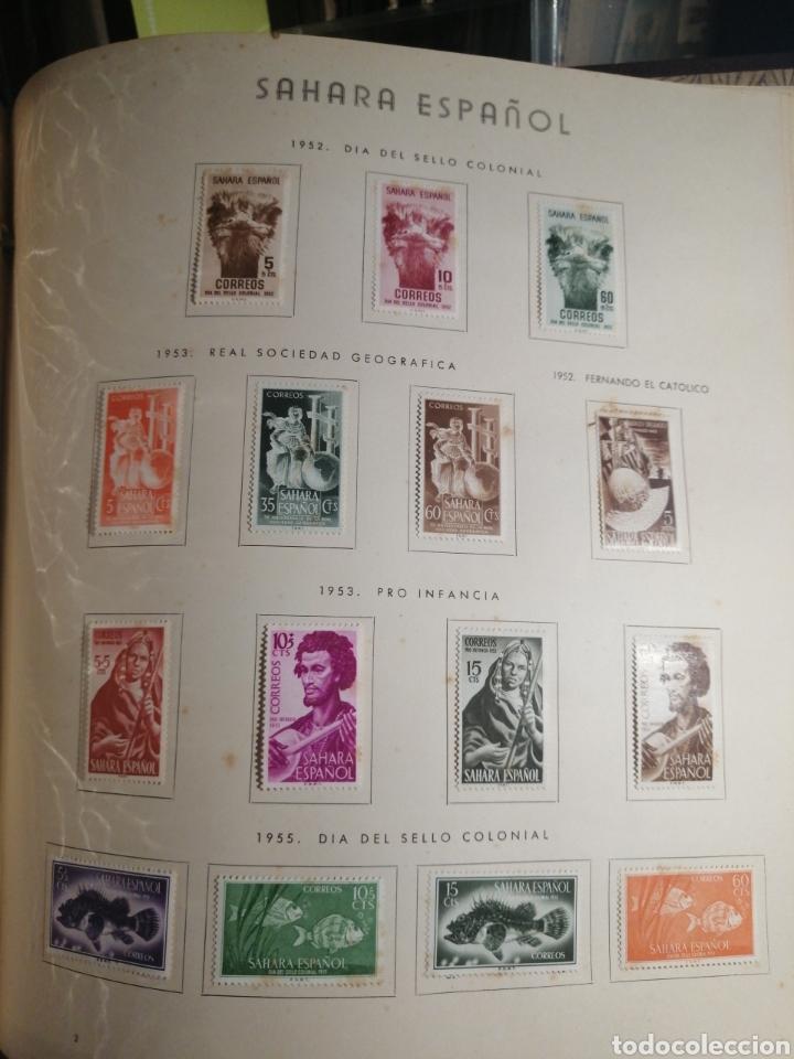 Sellos: Album de Sellos II Centenario Colonias Españolas IFNI, RIO MUNI, GUINEA, FERNANDO POO, SAHARA - Foto 35 - 229959110
