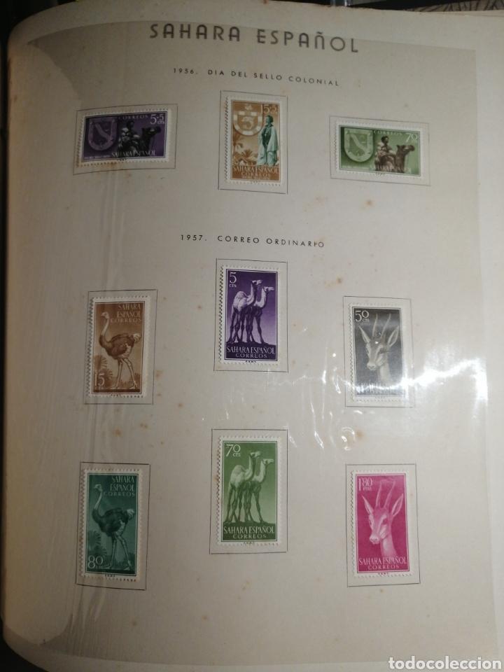 Sellos: Album de Sellos II Centenario Colonias Españolas IFNI, RIO MUNI, GUINEA, FERNANDO POO, SAHARA - Foto 38 - 229959110