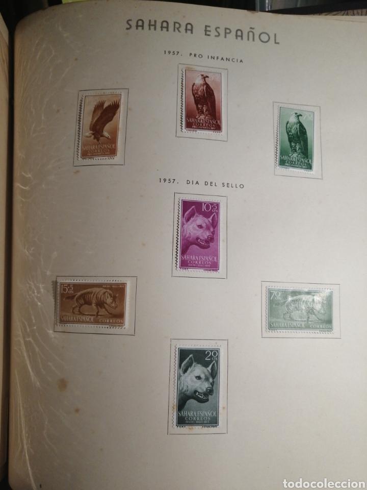 Sellos: Album de Sellos II Centenario Colonias Españolas IFNI, RIO MUNI, GUINEA, FERNANDO POO, SAHARA - Foto 39 - 229959110