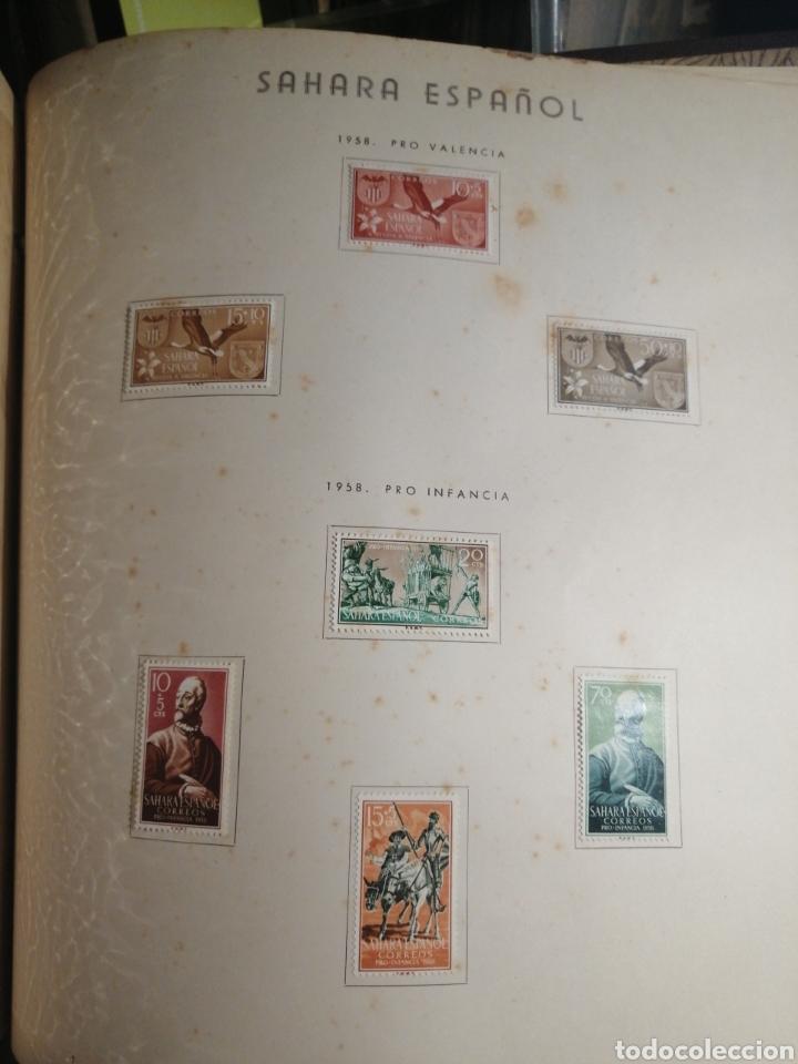 Sellos: Album de Sellos II Centenario Colonias Españolas IFNI, RIO MUNI, GUINEA, FERNANDO POO, SAHARA - Foto 40 - 229959110
