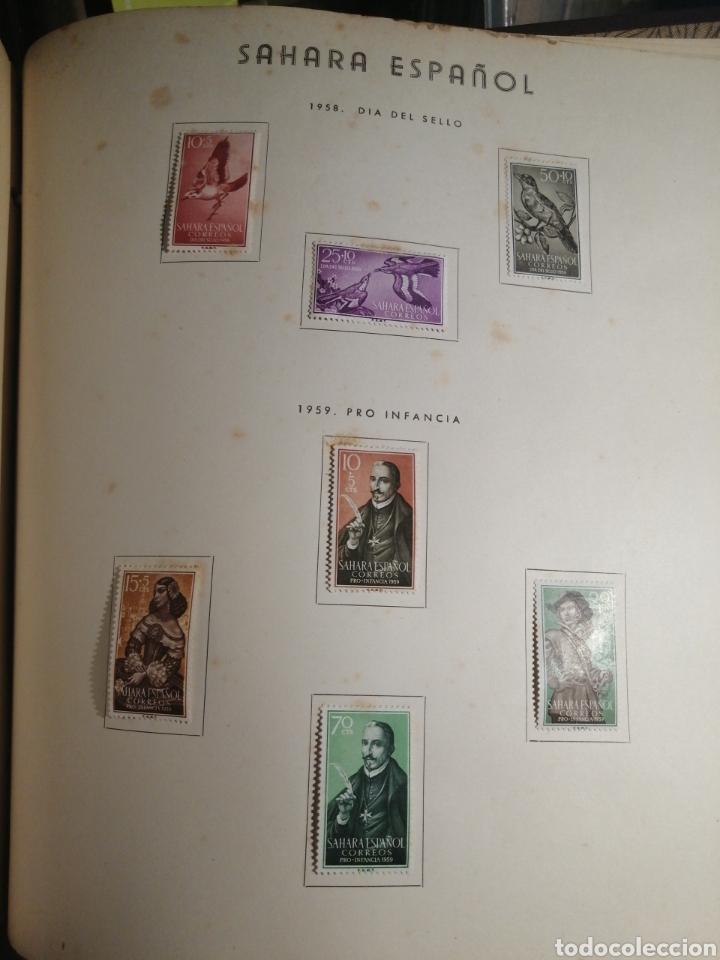 Sellos: Album de Sellos II Centenario Colonias Españolas IFNI, RIO MUNI, GUINEA, FERNANDO POO, SAHARA - Foto 41 - 229959110