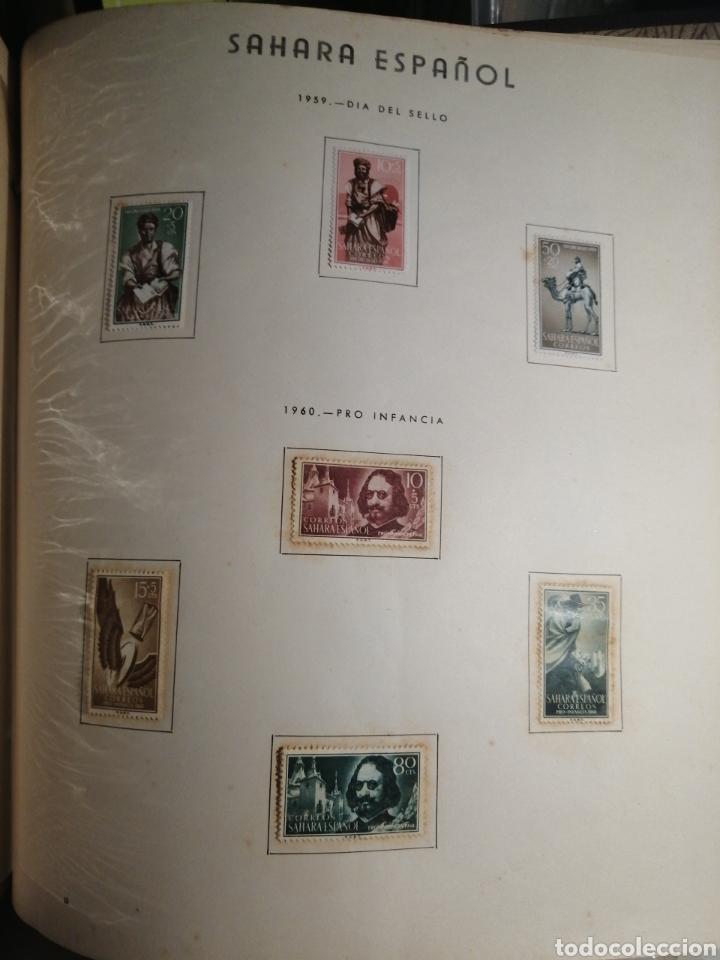 Sellos: Album de Sellos II Centenario Colonias Españolas IFNI, RIO MUNI, GUINEA, FERNANDO POO, SAHARA - Foto 43 - 229959110