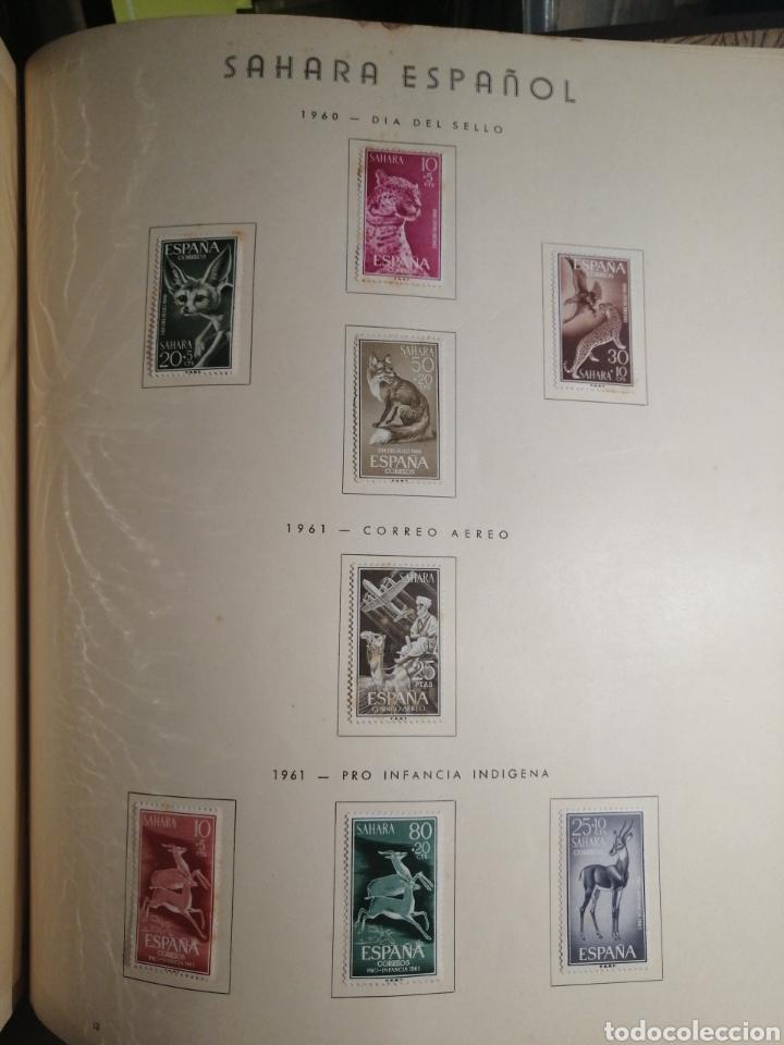 Sellos: Album de Sellos II Centenario Colonias Españolas IFNI, RIO MUNI, GUINEA, FERNANDO POO, SAHARA - Foto 45 - 229959110
