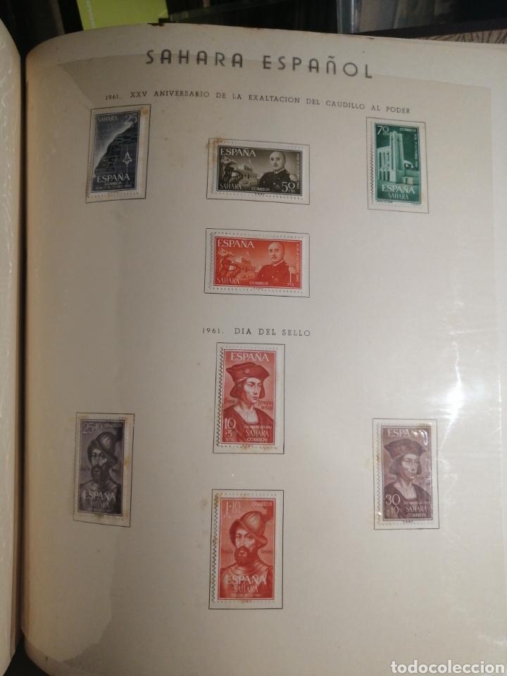 Sellos: Album de Sellos II Centenario Colonias Españolas IFNI, RIO MUNI, GUINEA, FERNANDO POO, SAHARA - Foto 46 - 229959110