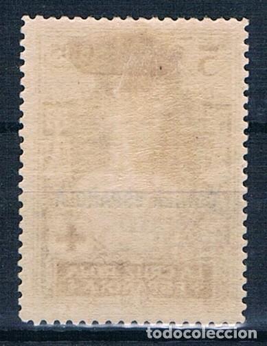 Sellos: ESPAÑA 1926 GUINEA ESPAÑOLA EDIFIL 179 MH* FIJASELLOS UN VALOR CLAVE - Foto 2 - 232055900
