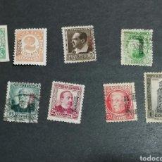 Sellos: ESPAÑA TANGER REPUBLICA EDIFIL 85/89, 91/92 Y 95 NUEVO */USADO. Lote 233613950