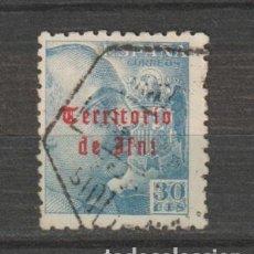 Timbres: IFNI. Nº 44. AÑO 1948-1949. SELLOS DE ESPAÑA DE 1948 - HABILITADOS.. USADO.. Lote 235414390
