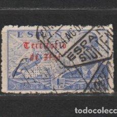 Timbres: IFNI. Nº 61. AÑO 1949. PRO VÍCTIMAS DE LA GUERRA. USADO.. Lote 235419900