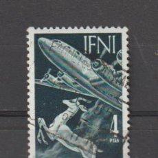 Timbres: IFNI. Nº 93. AÑO 1953. SERIE BÁSICA. USADO.. Lote 235434900
