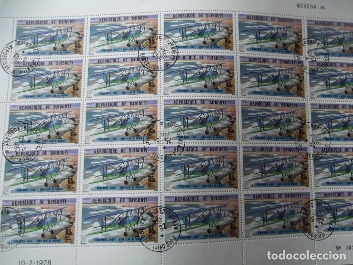 Sellos: 7 pliegos enteros de sellos nuevos ( matasellados de cortesia) - Foto 2 - 235843820