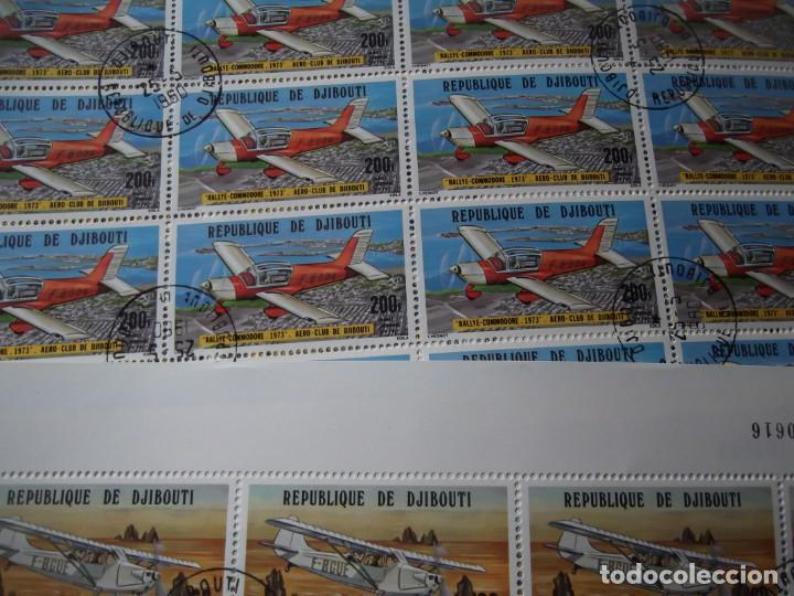 Sellos: 7 pliegos enteros de sellos nuevos ( matasellados de cortesia) - Foto 4 - 235843820