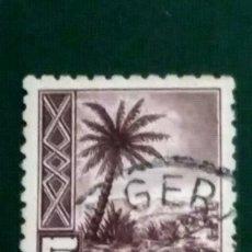 Sellos: SELLO TÁNGER EDIFIL 153. INDÍGENAS Y PAISAJES 1948-51. USADO.. Lote 236407190