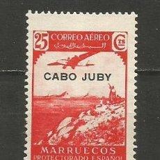 Sellos: CABO JUBY EDIFIL NUM. 104 USADO. Lote 237661415