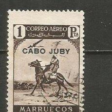 Sellos: CABO JUBY EDIFIL NUM. 108 USADO. Lote 237661615
