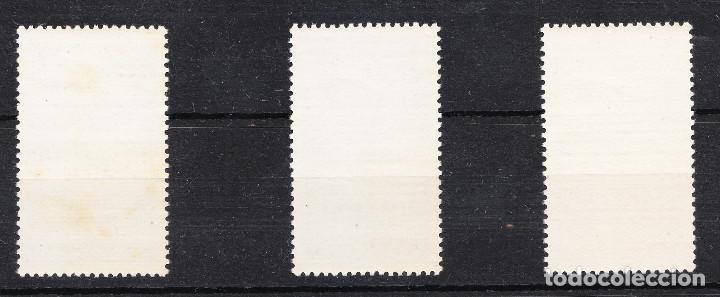 Sellos: 1950 PRO-INDÍGENAS GUINEA EDIFIL 295/7 SERIE NUEVOS SIN FIJASELLOS - Foto 2 - 238286905