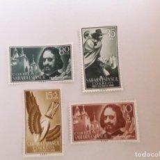 Sellos: AÑO 1960 SAHARA Nº 172/75 SERIE NUEVA. Lote 238759155