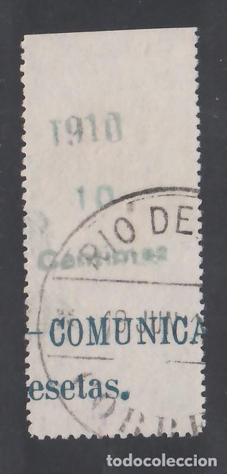 RIO DE ORO, 1910 EDIFIL Nº 56MP. MARGEN DEL PLIEGO CON HABILITACIÓN. (Sellos - España - Colonias Españolas y Dependencias - África - Río de Oro)