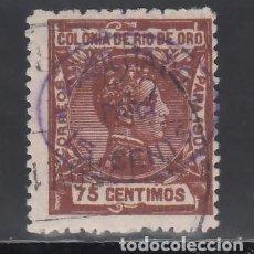 Selos: RIO DE ORO, 1908 EDIFIL Nº 39. Lote 240934600