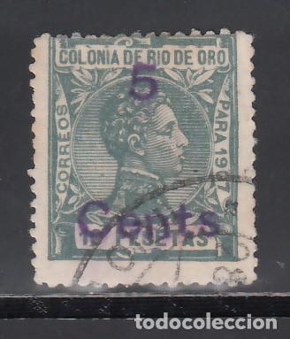 RIO DE ORO, 1911-1913 EDIFIL Nº 60 (Sellos - España - Colonias Españolas y Dependencias - África - Río de Oro)