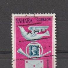 Sellos: SAHARA. Nº 268. AÑO 1968. DÍA DEL SELLO. USADO.. Lote 241052530