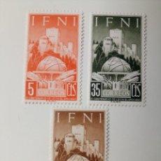 Sellos: SERIE COMPLETA DEL AÑO 1952 EDIFIL 86/88 EN NUEVO **. Lote 256009235