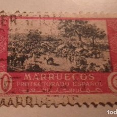 Sellos: SELLO MARRUECOS 90 CTS PROTECTORADO ESPAÑOL SELLADO. Lote 243387270