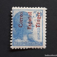 Sellos: SELLO TANGER - 1938 - ED. 104 - HABILITADO - NUEVO /**/. Lote 244889105