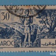 Sellos: SELLO CORREOS - MAROC - 30 C - EL DE LAS FOTOS. Lote 245305130