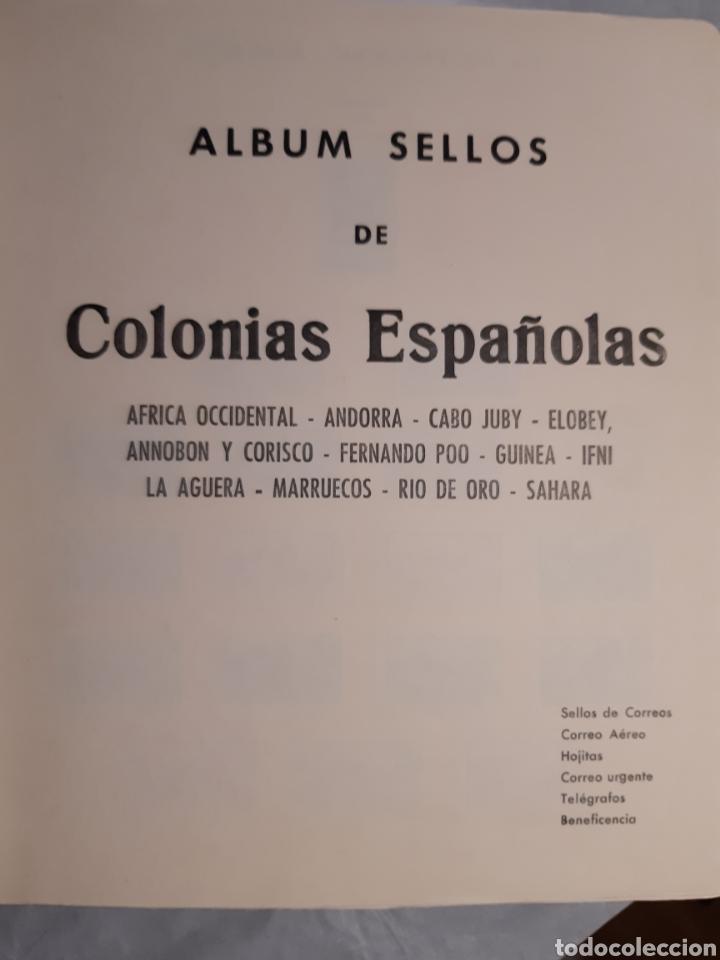 Sellos: SELLOS DE COLONIAS ESPAÑOLAS. AFRICA OCCIDENTAL, GUINEA, FERNANDO POO, IFNI, SAHARA,, RIO MUNI - Foto 2 - 245588250
