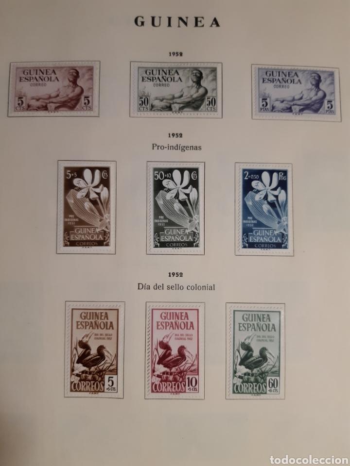 Sellos: SELLOS DE COLONIAS ESPAÑOLAS. AFRICA OCCIDENTAL, GUINEA, FERNANDO POO, IFNI, SAHARA,, RIO MUNI - Foto 11 - 245588250