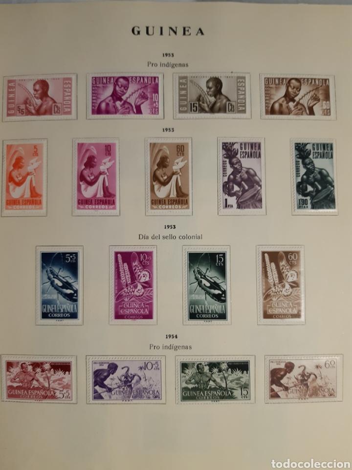 Sellos: SELLOS DE COLONIAS ESPAÑOLAS. AFRICA OCCIDENTAL, GUINEA, FERNANDO POO, IFNI, SAHARA,, RIO MUNI - Foto 12 - 245588250
