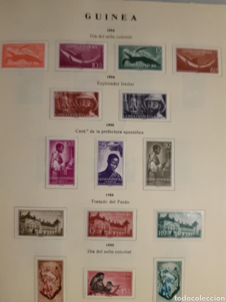 Sellos: SELLOS DE COLONIAS ESPAÑOLAS. AFRICA OCCIDENTAL, GUINEA, FERNANDO POO, IFNI, SAHARA,, RIO MUNI - Foto 13 - 245588250