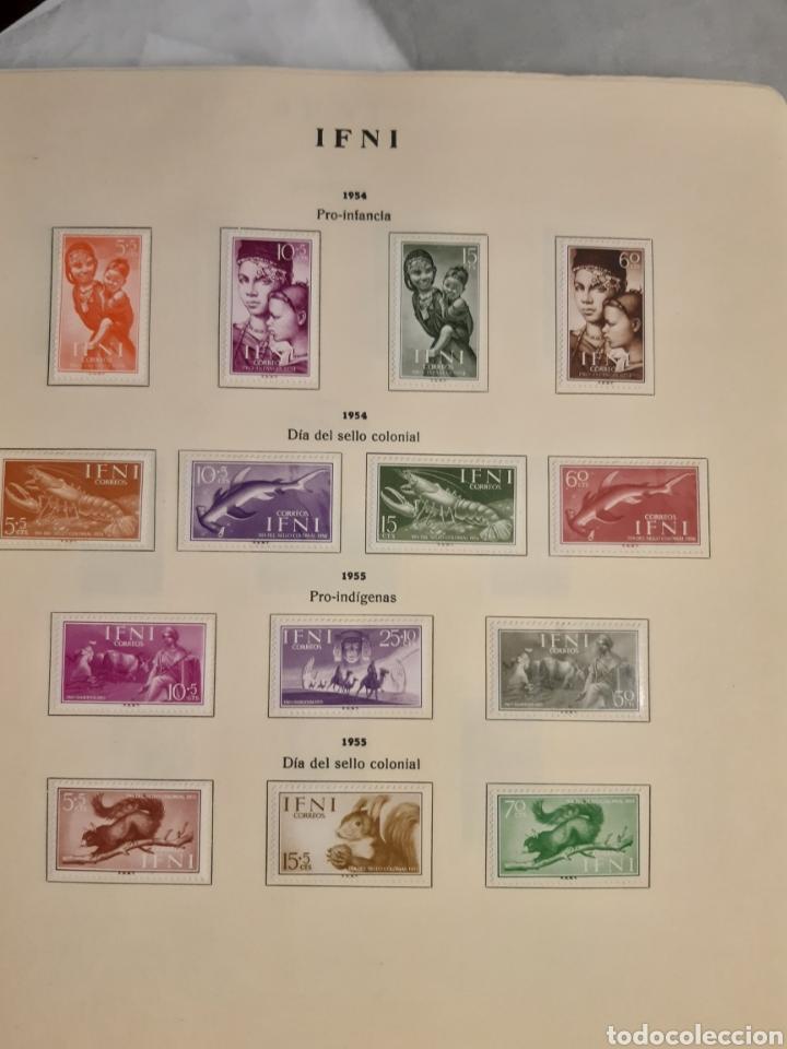 Sellos: SELLOS DE COLONIAS ESPAÑOLAS. AFRICA OCCIDENTAL, GUINEA, FERNANDO POO, IFNI, SAHARA,, RIO MUNI - Foto 22 - 245588250