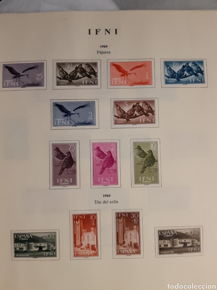Sellos: SELLOS DE COLONIAS ESPAÑOLAS. AFRICA OCCIDENTAL, GUINEA, FERNANDO POO, IFNI, SAHARA,, RIO MUNI - Foto 26 - 245588250